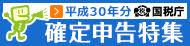 平成30年分国税庁 確定申告特集